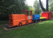 Alexander House Train