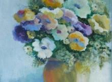 Blue_Flowers by Barbara Essock