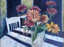 Blue_Stripes by Barbara Essock