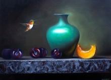 Hummingbird&Melon